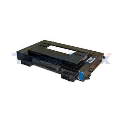 SAMSUNG CLP-510 TONER CARTRIDGE CYAN 5K